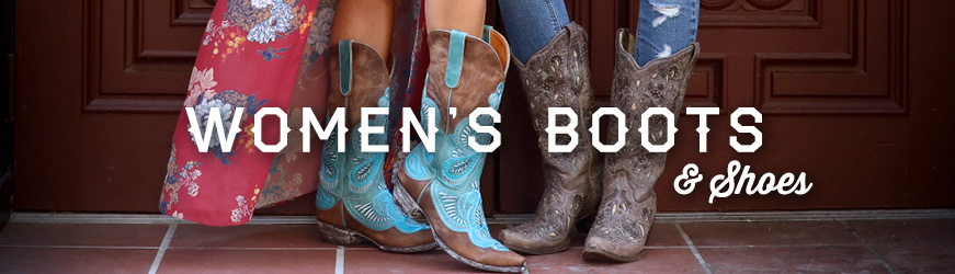 Women's Boots & Shoes