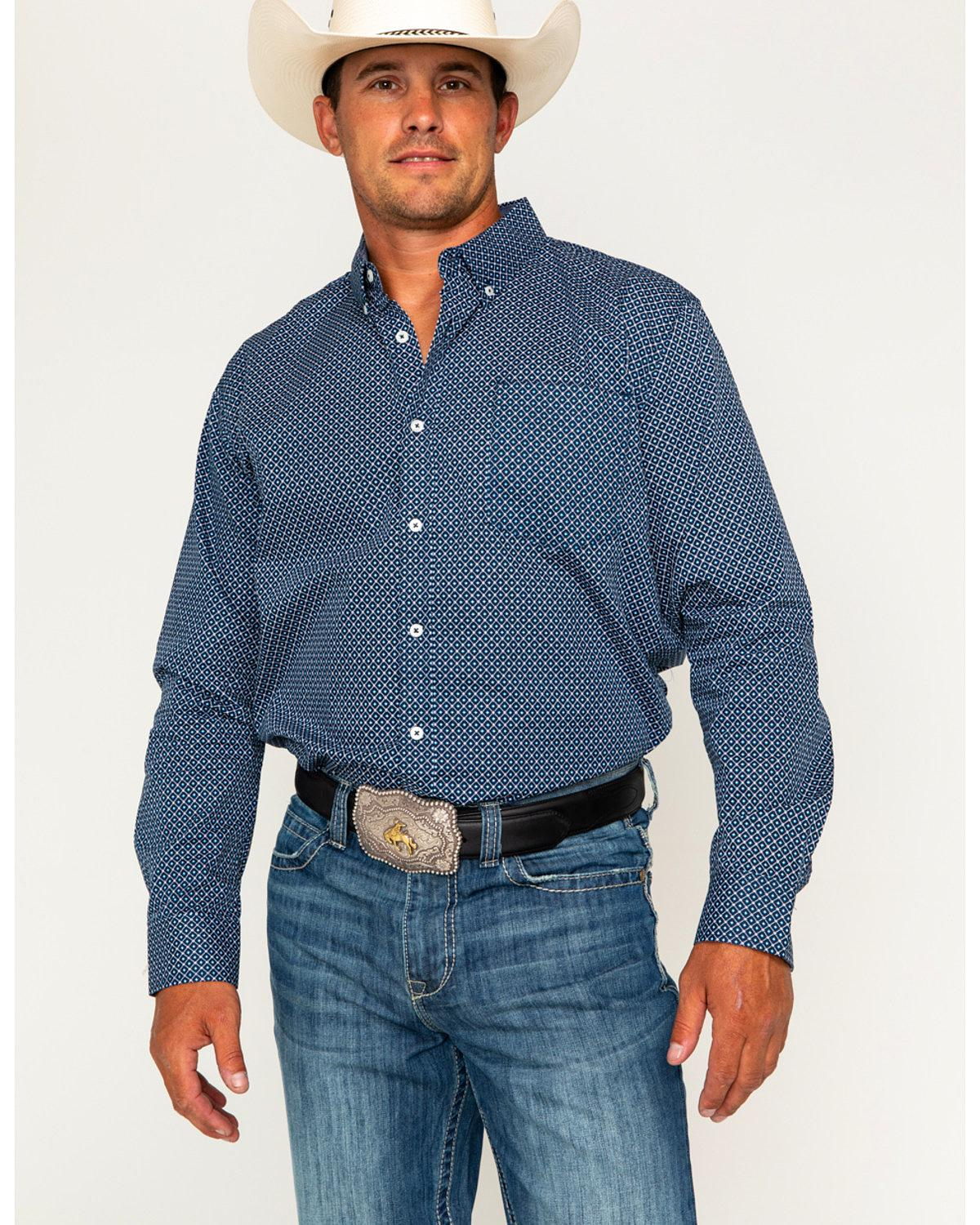 Men's Big & Tall Country Shirts
