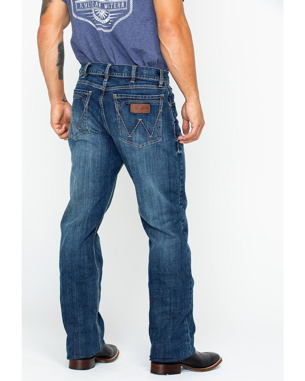 Men's Boot Cut Jeans