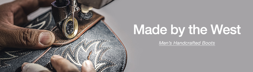 Handcrafted Men's Boots