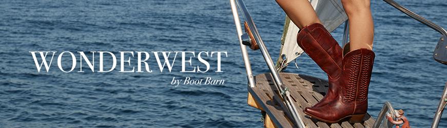Wonderwest Boots