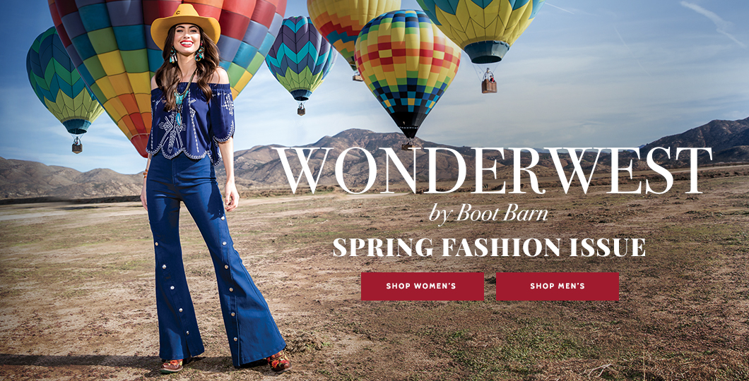 Spring Fashion Issue