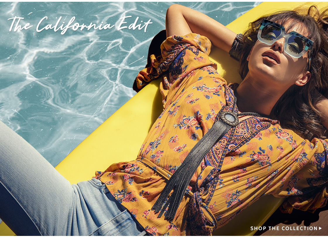 Shop Women's Cali Edit »