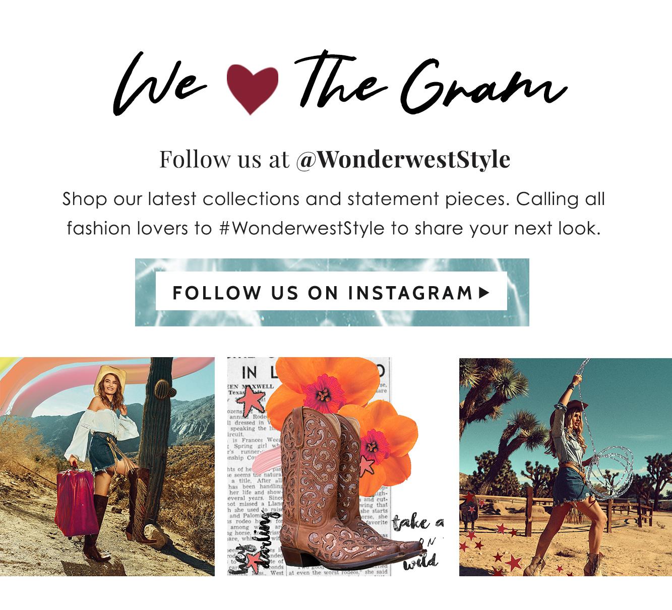 Follow Us On Instagram »