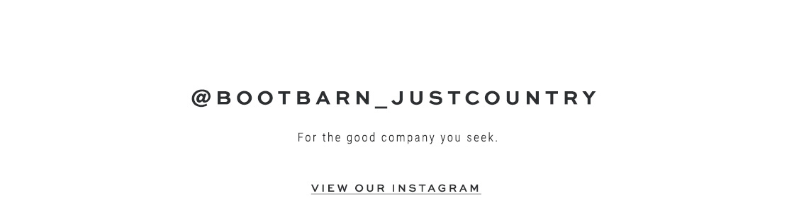 Boot Barn Just Country Instagram