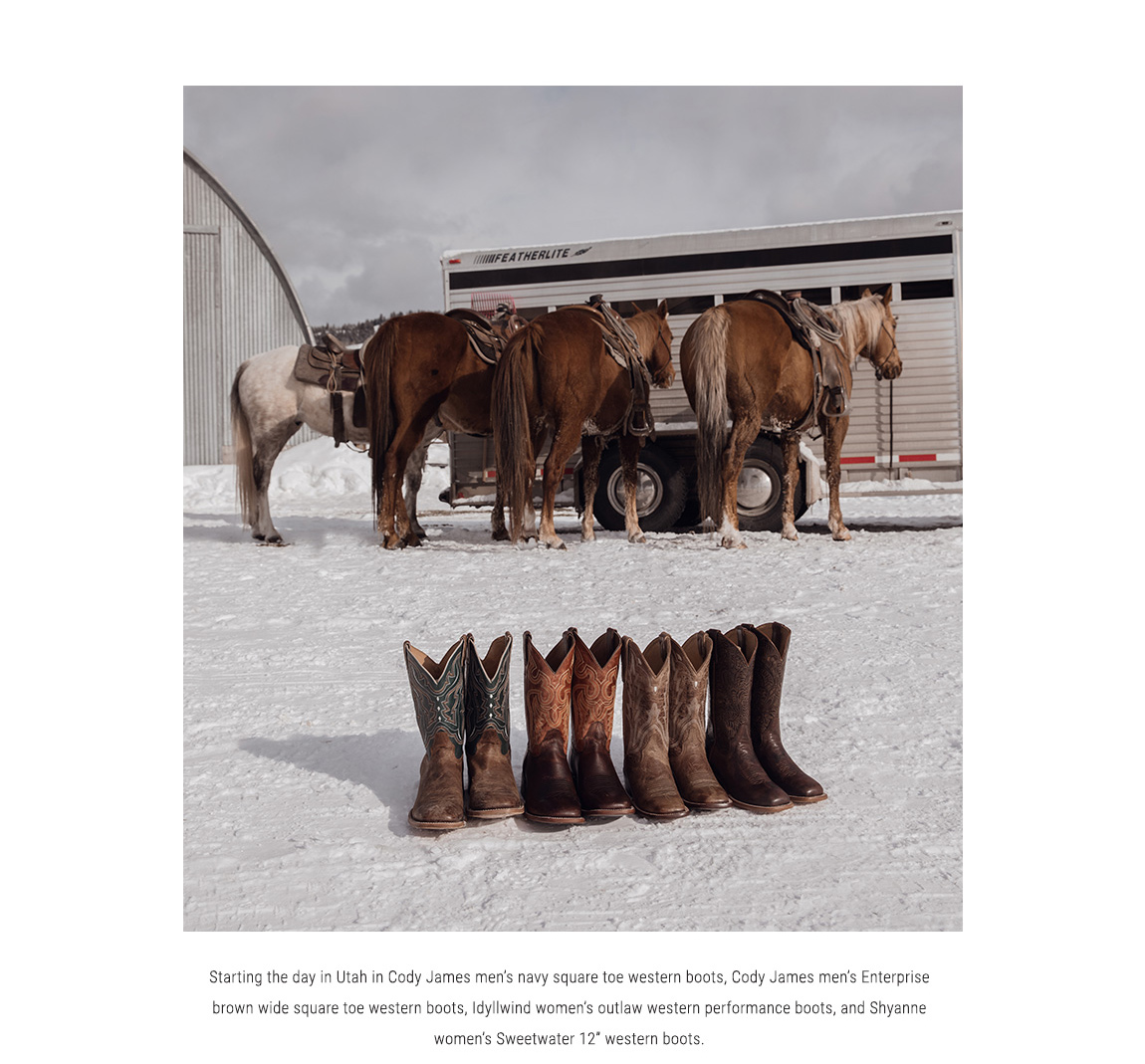 Holiday Gift Guide - Shop Boots