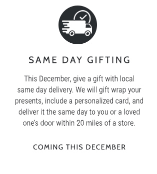 The Route - Same Day Gifting