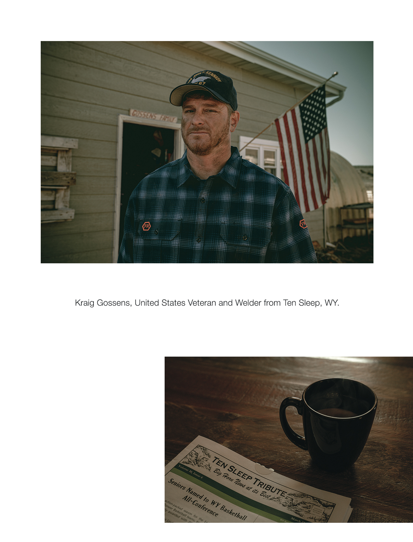 Heart Of America Lookbook - Shop Now