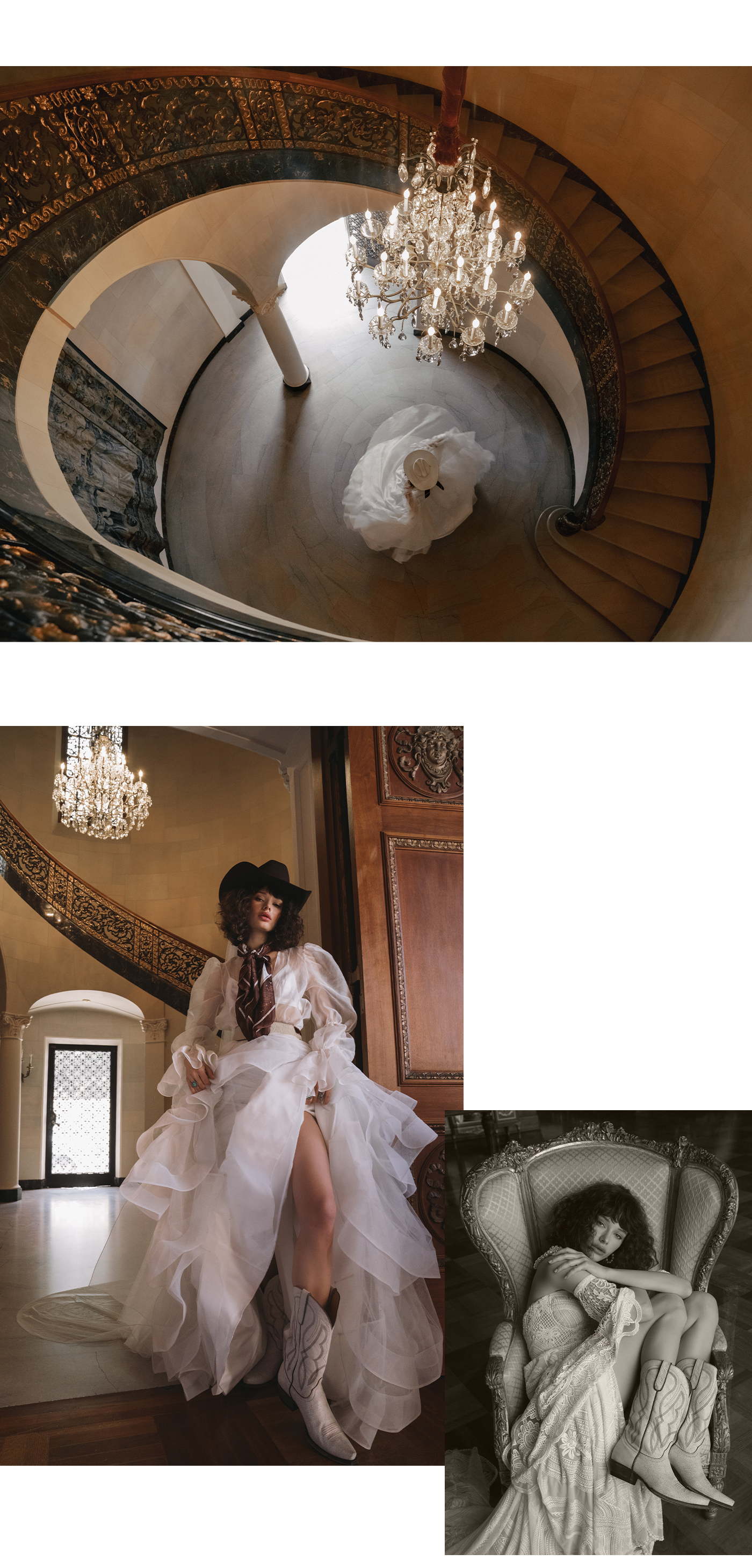 Royally Untamed - Shop The Bridal Collection