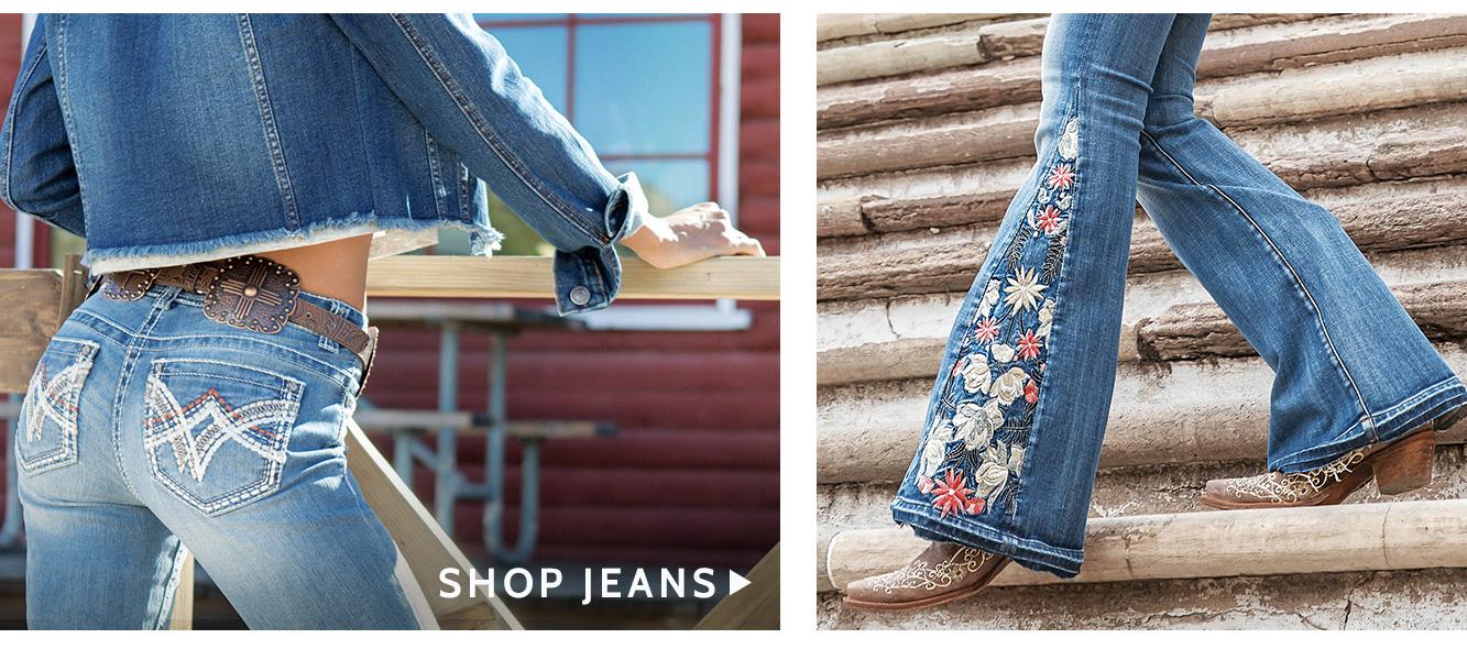 Shop Women's Jeans »