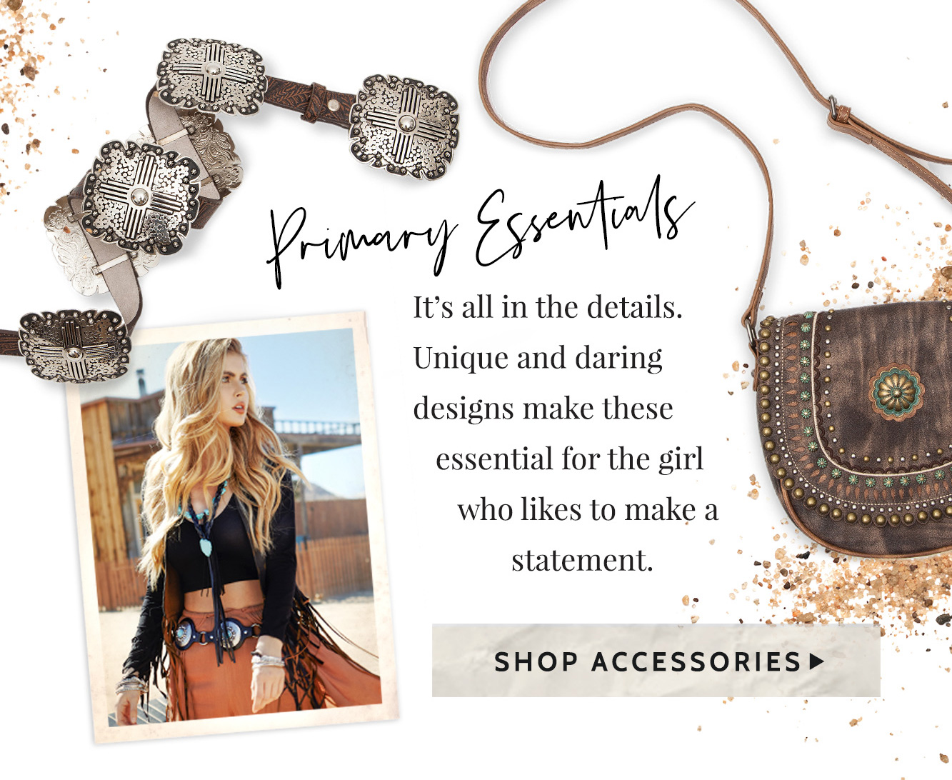 Shop Women's Accessories »