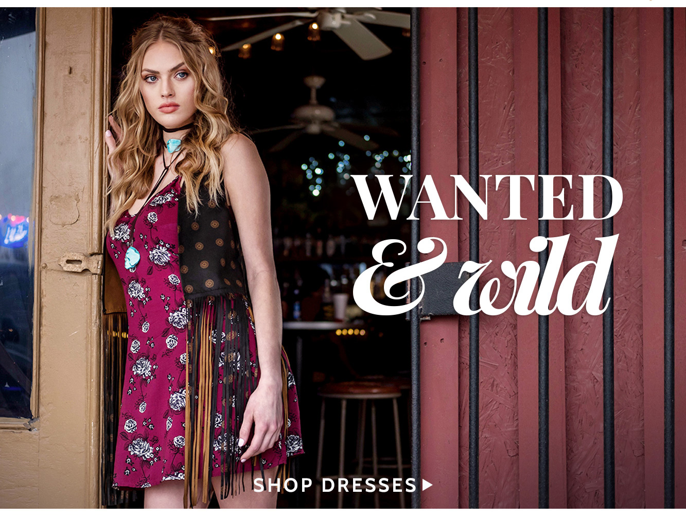 Shop Women's Dresses »