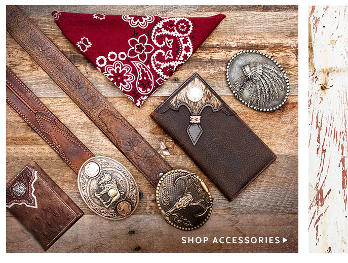 Shop Men's Accessories »