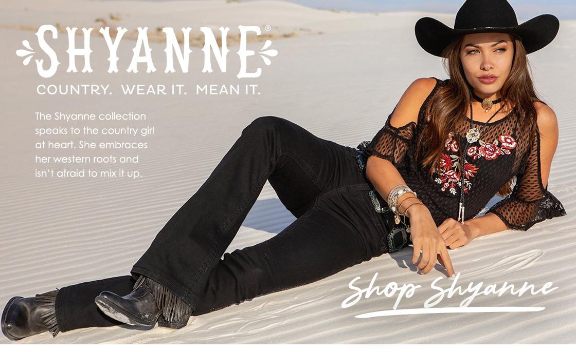SHYANNE - Shop Now »