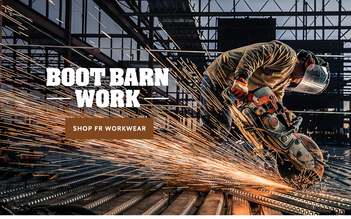 BOOT BARN WORK »