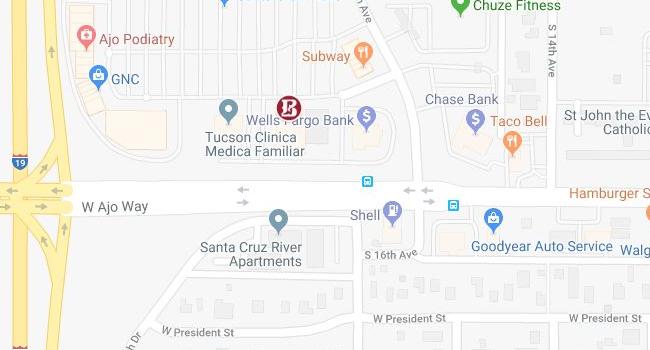 Tucson - 16th Ave