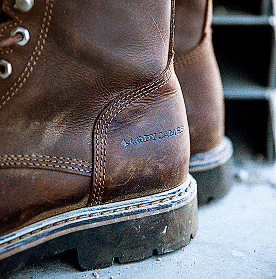 Cody James Work Boot