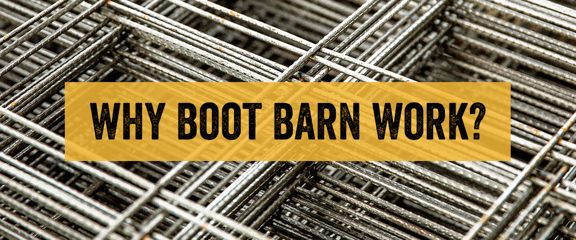 Why Boot Barn Work?